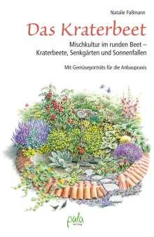 Natalie Faßmann: Das Kraterbeet, Buch