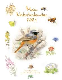 Christopher Schmidt: Mein Naturkalender 2021, Diverse