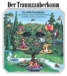 Monika Ehrhardt: Der Traumzauberbaum, Buch