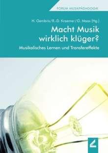 Macht Musik wirklich klüger?, Buch