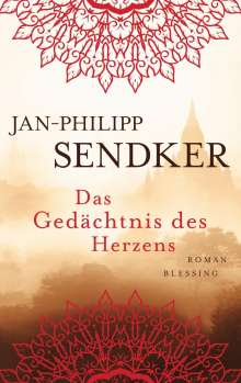 Jan-Philipp Sendker: Das Gedächtnis des Herzens, Buch