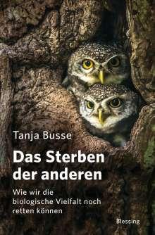 Tanja Busse: Das Sterben der anderen, Buch