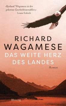 Richard Wagamese: Das weite Herz des Landes, Buch