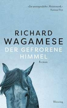 Richard Wagamese: Der gefrorene Himmel, Buch