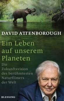 David Attenborough: Ein Leben auf unserem Planeten, Buch
