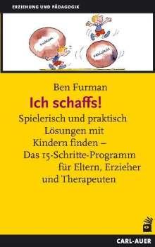 Ben Furman: Ich schaffs!, Buch
