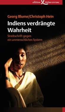Georg Blume: Indiens verdrängte Wahrheit, Buch