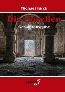 Michael Kirch: Die Novellen, Buch