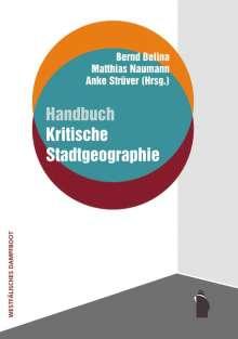Handbuch kritische Stadtgeographie, Buch