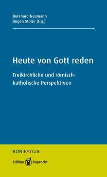 Burkhard Neumann: Heute von Gott reden, Buch