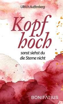 Ullrich Auffenberg: Kopf hoch, Buch