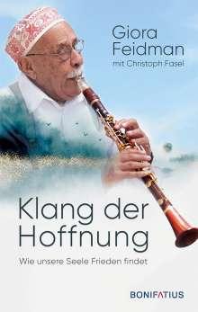 Giora Feidman: Klang der Hoffnung, Buch