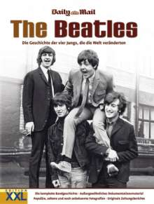 Tim Hill: The Beatles, Buch