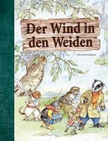 Kenneth Grahame: Der Wind in den Weiden, Buch