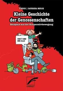 Findus: Kleine Geschichte der Genossenschaften, Buch