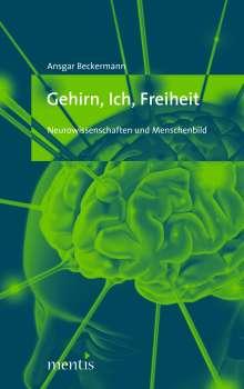 Ansgar Beckermann: Gehirn, Ich, Freiheit, Buch