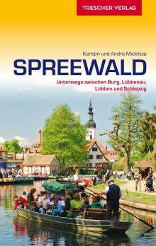 André Micklitza: Reiseführer Spreewald, Buch