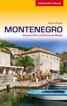 Marko Plesnik: Reiseführer Montenegro, Buch