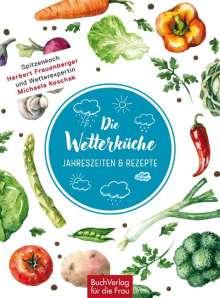 Herbert Frauenberger: Die Wetterküche, Buch