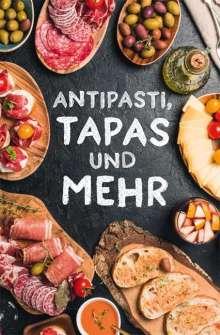 Ute Scheffler: Antipasti, Tapas und mehr, Buch