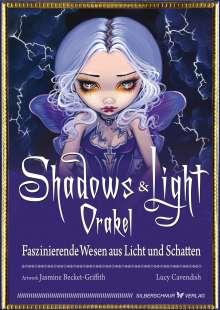 Lucy Cavendish: Shadows & Light-Orakel, Buch