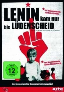 Lenin kam nur bis Lüdenscheid, DVD