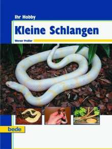 Werner Preißer: Ihr Hobby Kleine Schlangen, Buch