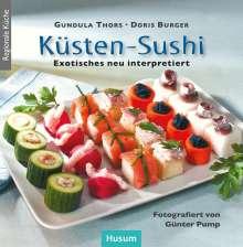 Gundula Thors: Küsten-Sushi, Buch