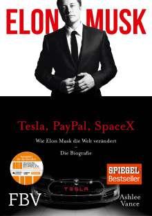 Ashlee Vance: Elon Musk, Buch