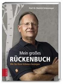 Dietrich Grönemeyer: Mein großes Rückenbuch, Buch
