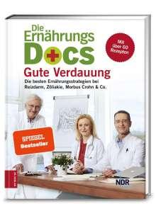 Jörn Klasen: Die Ernährungs-Docs - Gute Verdauung, Buch