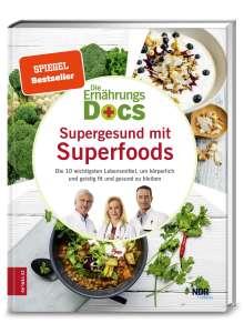 Matthias Riedl: Die Ernährungs-Docs - Supergesund mit Superfoods, Buch