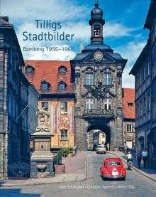 Heinz Tillig: Tilligs Stadtbilder, Buch