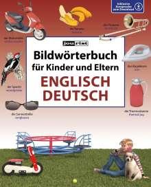 Igor Jourist: Bildwörterbuch für Kinder und Eltern Englisch-Deutsch, Buch
