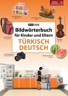 Bildwörterbuch für Kinder und Eltern Türkisch-Deutsch, Buch