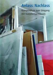 Anlass: Nachlass, Buch