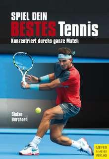 Stefan Burchard: Spiel dein bestes Tennis, Buch