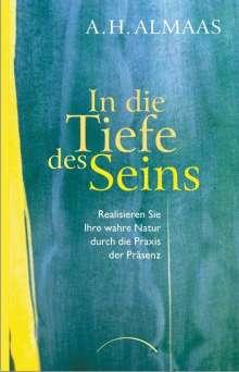A. H. Almaas: In die Tiefe des Seins, Buch