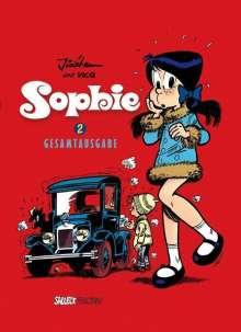 Jidéhem: Sophie Gesamtausgabe 02, Buch