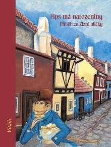 Harald Salfellner: Fips má narozeniny, Buch