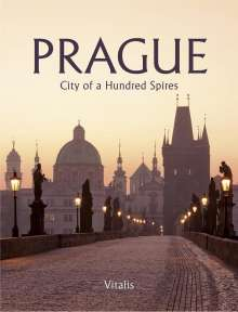 Harald Salfellner: Prague - City of a Hundred Spires, Buch