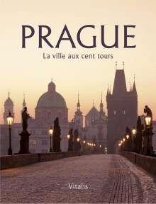 Harald Salfellner: Prague - La ville aux cent tours, Buch