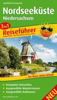 Fangrath Adelheid: Nordseeküste Niedersachsen, Buch