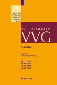 Grosskommentare der Praxis 10/ §§ 192-208 Krankenversicherung, Buch