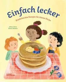 Adina Chitu: Einfach lecker, Buch