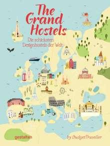 The Grand Hostels (DE), Buch