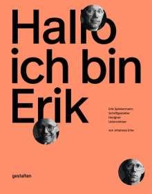 Hallo, ich bin Erik, Buch