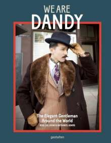 Nathaniel Adams: We are Dandy, Buch