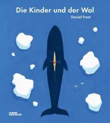David Frost: Die Kinder und der Wal, Buch