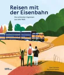Nathaniel Adams: Reisen mit der Eisenbahn, Buch